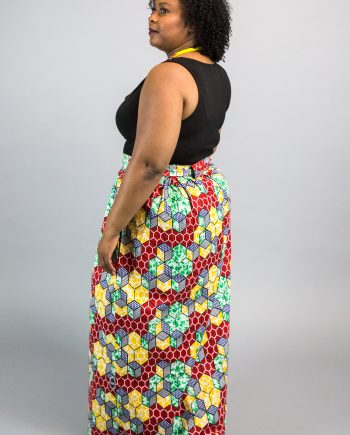 Akwati Style Seabright Maxi Skirt